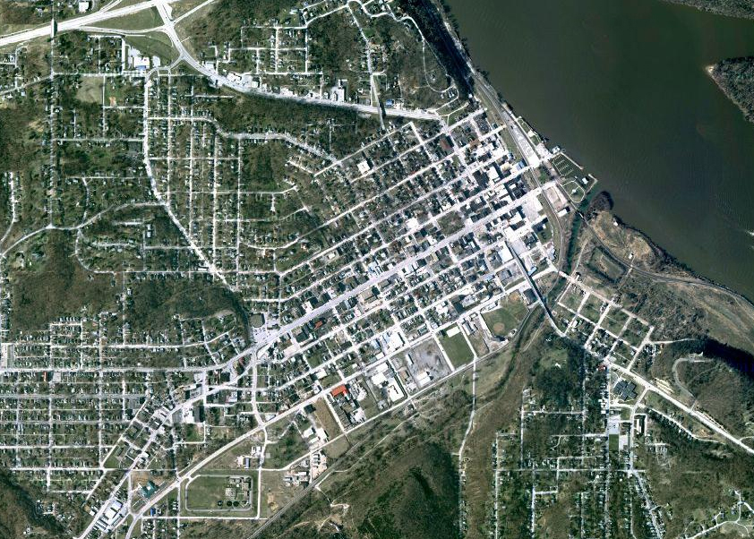 Hannibal Maps City Of Hannibal - Maps of mo